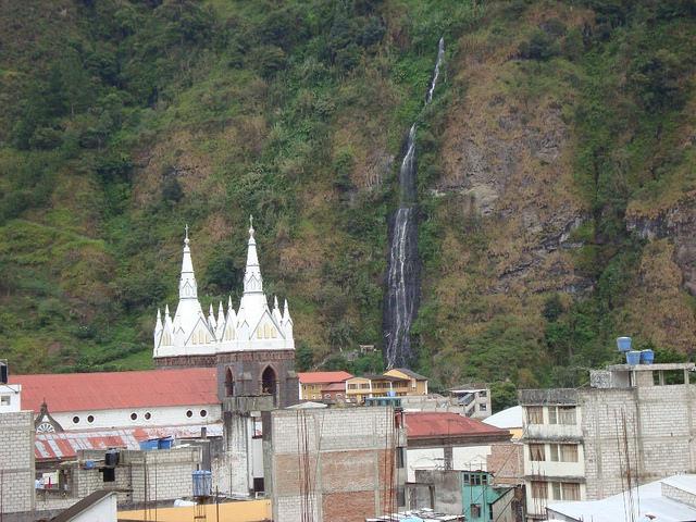 Baños de Agua Santa, turismo y aventura!