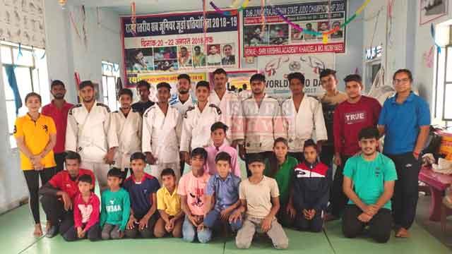 रामपुरा में सीकर जिला स्तरीय जूडो प्रतियोगिता का समापन