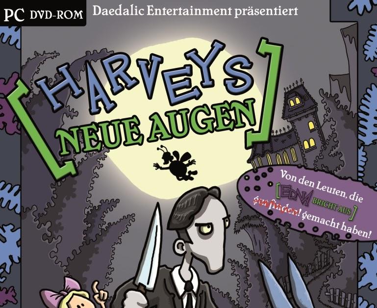 Games Aaand Other Accidents Harveys Neue Augen
