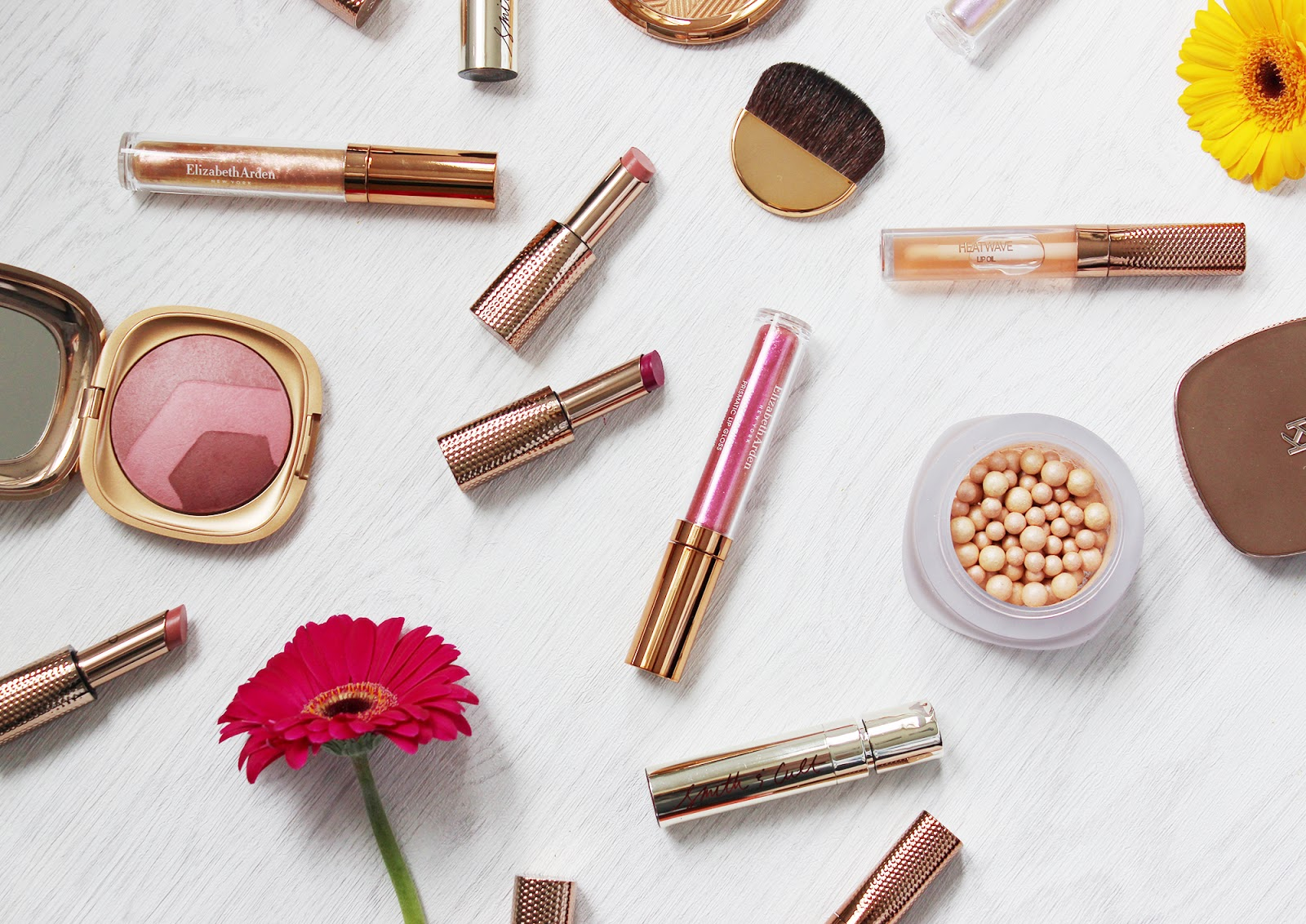 Kiko, Elizabeth Arden and Smith & Cult limited edition summer products