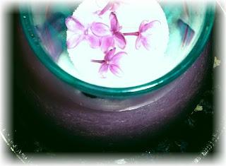 backen mit essbaren Blüten