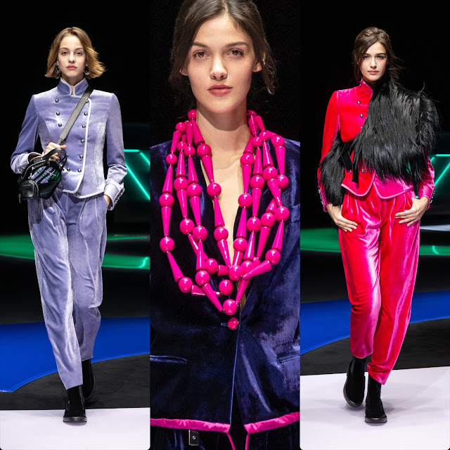 Emporio Armani Fall-Winter 2021-2022 Milan by RUNWAY MAGAZINE