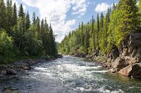 Cascading River - Unsplash.com