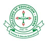 Colleges of Education Affiliated with KNUST