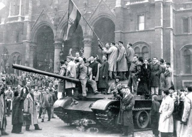 revolusi hungaria, revolusi hungaria 1956, hungarian revolution 1956