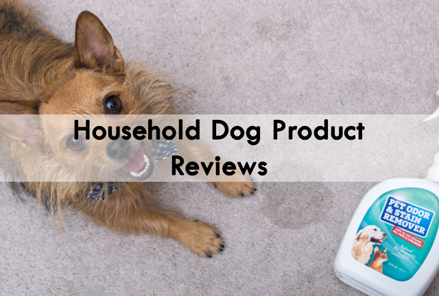 Household Dog Product Reviews