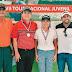 Hermanos Kim ganan parada del tour juvenil de golf