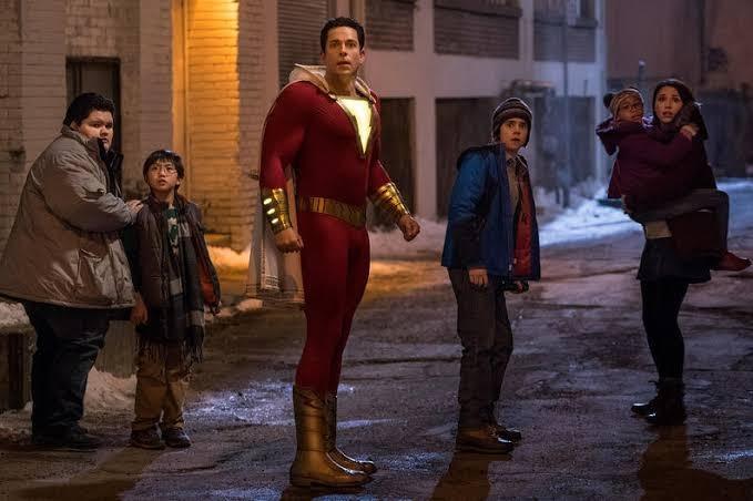 Se revela la primera imagen oficial de 'Shazam! Fury of the Gods' con toda la familia