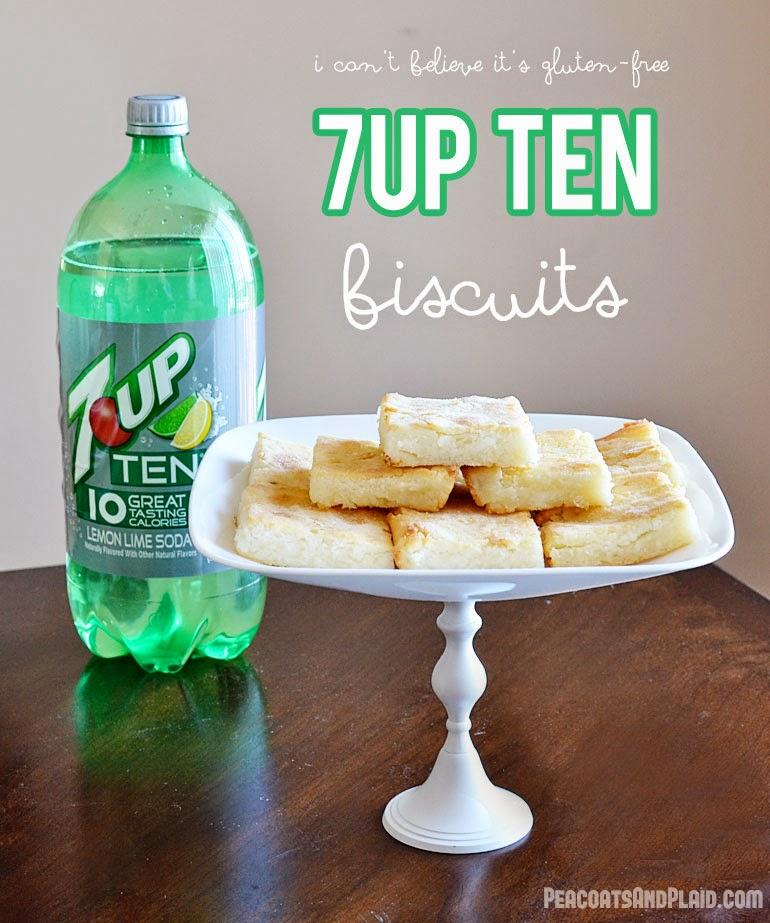 5 Recipes Using 7UP TEN Lemon-Lime Soda