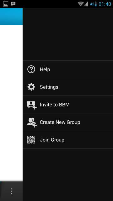 Blackberry Messenger Terbaru