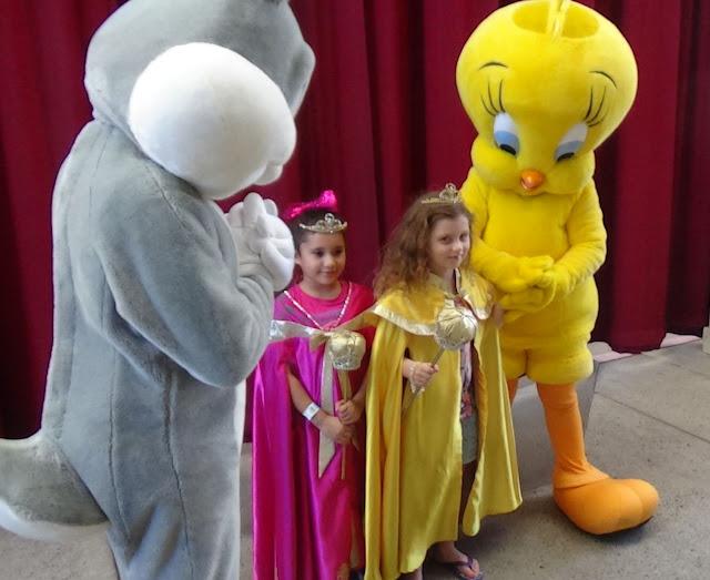Princess at the Parade Movie World