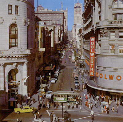 Fotografías de San Francisco en los años 60