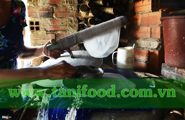 tanifood, đặc sản tây ninh, du lịch tây ninh, bánh canh trảng bàng, bánh tráng phơi sương, bánh tráng me