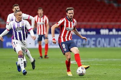 ملخص واهداف مباراة اتلتيكو مدريد وبلد الوليد (2-0) الدوري الاسباني