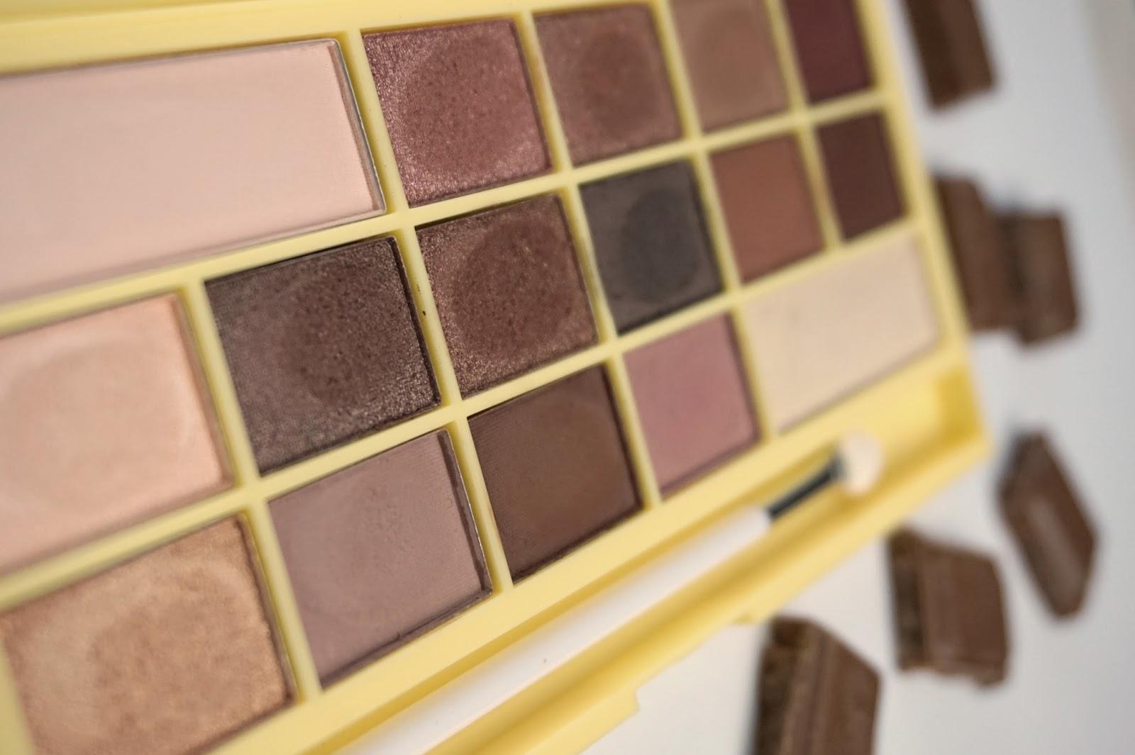 Poważne Agata Korneluk - Make Up Artist: Makeup Revolution Naked Chocolate QP92