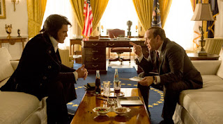 Michael Shannon Kevin Spacey in Elvis & Nixon 2016 comedy