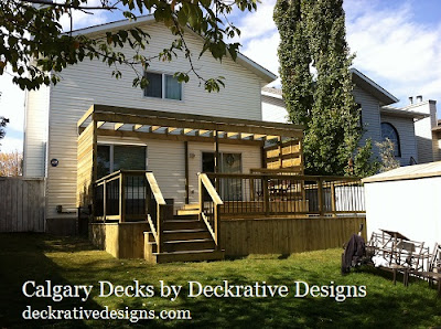 deck and fence calgary