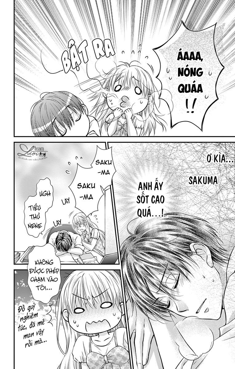 Ojousama, Otona no Kiss no Ojikan desu chap 6 - Trang 22