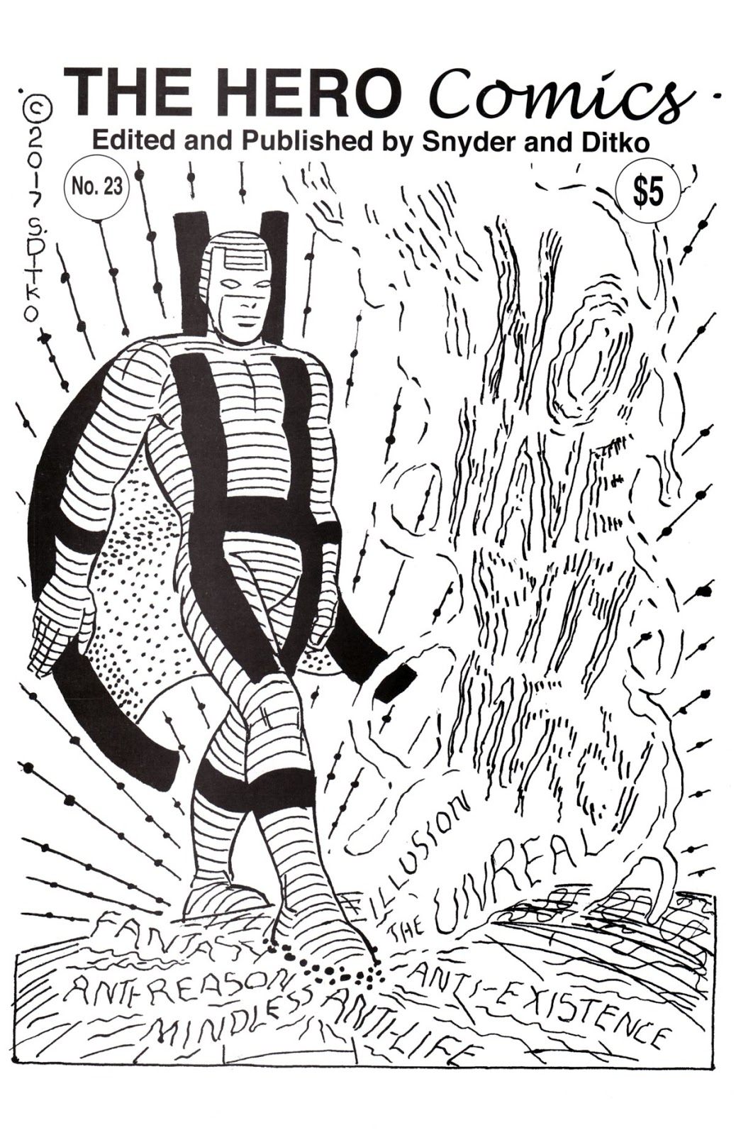 The coloring book project 2nd edition - Now Available Robin Snyder And Steve Ditko Two 48 Page Comics Should Be Available From The Usual Sources Including Snyder Directly