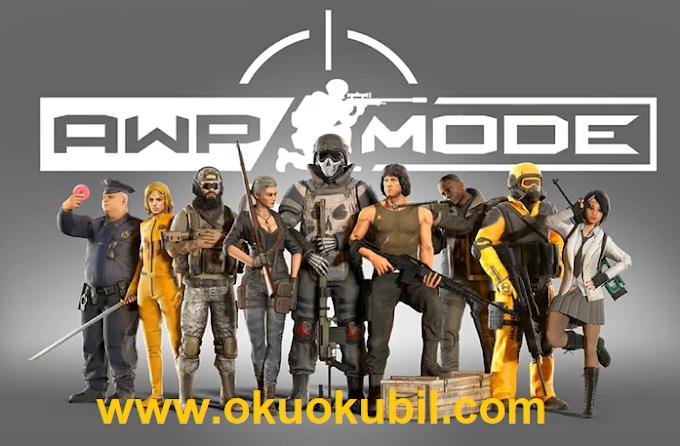 Mode AWP Elite sniper 3D online FPS v1.4.0 NİŞANCI Mod Apk İndir