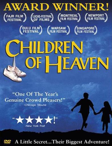 Ver Niños del cielo (Bacheha-Ye aseman) (1997) Online