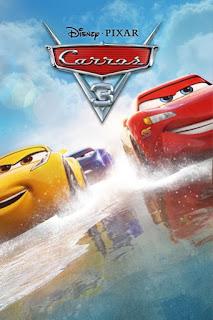 Baixar Carros 3 Torrent Dublado - BluRay 720p/1080p