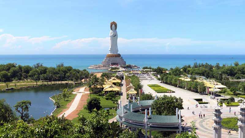 Tempat Wisata di Hainan