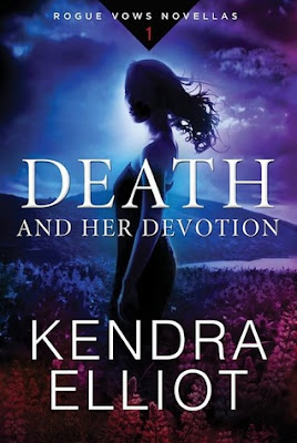 romance, mystery, Kendra Elliot, Death and Her Devotion, Bea's Book Nook