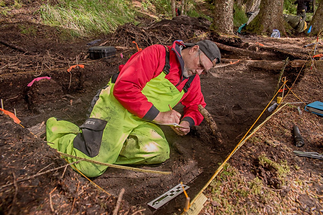 North America: Archaeologists piece together how crew survived 1813 shipwreck in Alaska