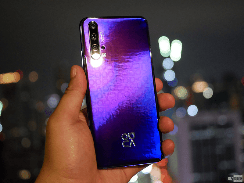 Huawei Nova 5T now available for pre-order in the Philippines!