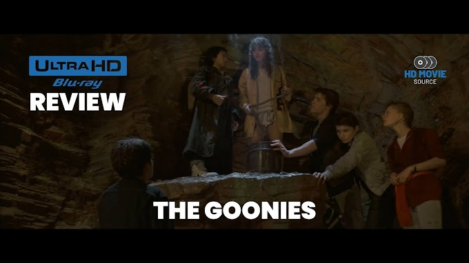 The Goonies (1985) 4K Ultra HD Blu-ray Review: The Basics