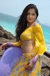 Anushka Shetty Glam Song Stills In Rendu Movie With Madhavan