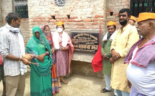 सड़क से वंचित हर गांव को मुख्य सड़क से जोड़ने में हुई सफल : विधायक