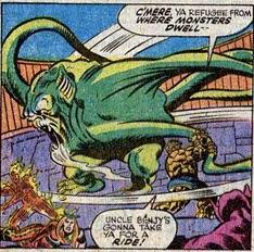 Fantastic Four 153-Mahkizmo