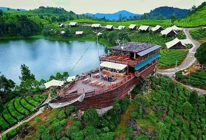 Glamping Lakeside Rancabali Bandung, Mewah sensasi Istimewa