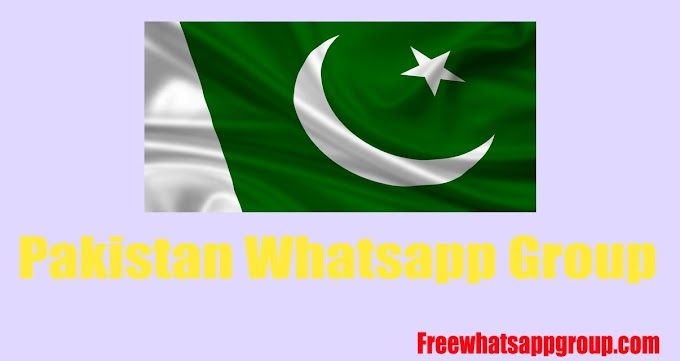 1000 + Pakistani WhatsApp Group link - Best and New group