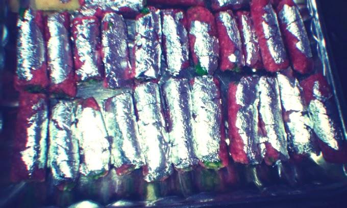 How to make kaju pista rolls at home | Kaju pista rolls recipe at home |