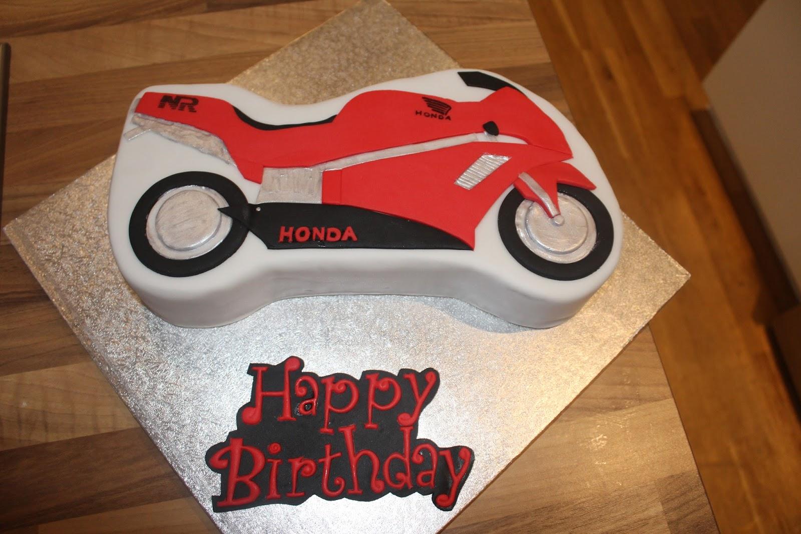 Theresas Backstube: Motorrad