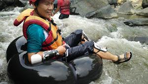 Wisatawan baru pertama kali mencoba River Tubing di Batukali Adventure Wajib Tahu!!