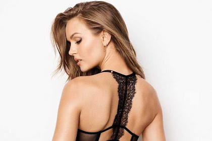 Josephine Skriver is a vixen for latest Victoria's Secret Lookbook