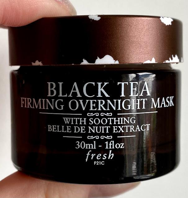 Fresh Beauty Black Tea Firming Overnight Mask