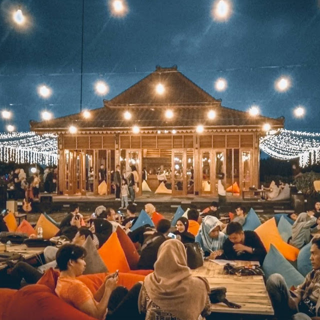 Pelangi Cafe & Resto Bogor