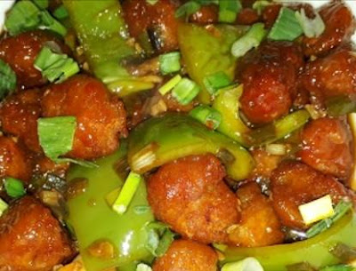 Soybean Manchurian