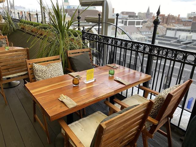 Fenwick's Rooftop Bar & Restaurant Review (& Menus)