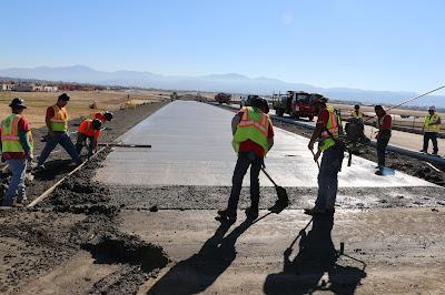 Construcción de Pavimento Rígido