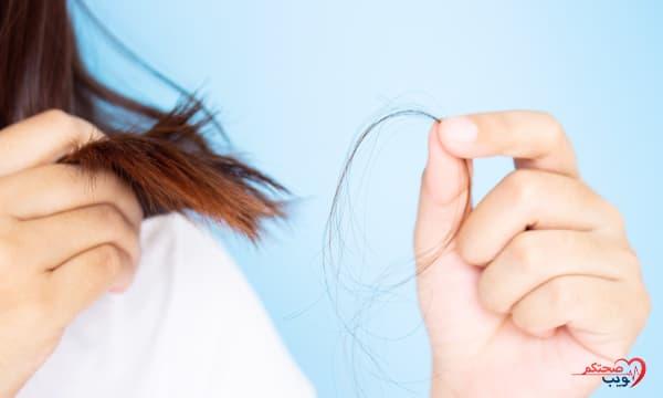 أهم أسباب تساقط الشعر وافضل حل لعلاج مشاكل تساقط  نهائيا