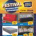 Festival de Cama Box e Estofados da Center Móveis e Eletros!