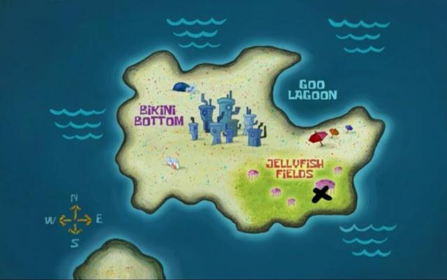 خريطة فورت نايت سيزون 3 | ماب فورت نايت سيزون 3