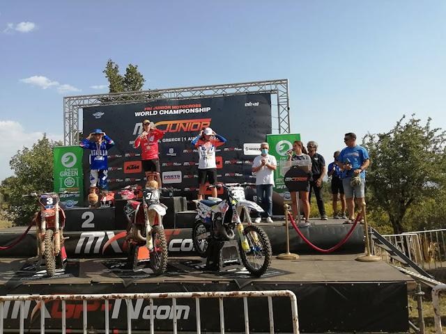 Νικήτρια ομάδα η Ιταλία στο Παγκόσμιο Πρωτάθλημα Junior Mx στη Μεγαλόπολη