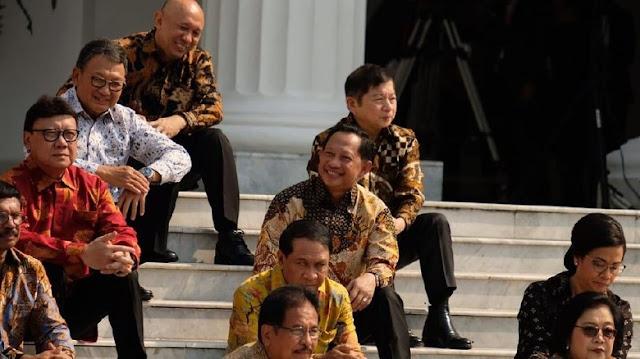 Tito Karnavian Jadi Mendagri, Fachrul Razi Menteri Agama